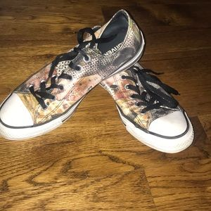 Converse All Star Lowtops